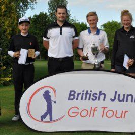 Cherwell Edge Junior Open – Results