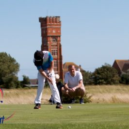 IMG Junior World Qualifier at Littlestone Warren GC