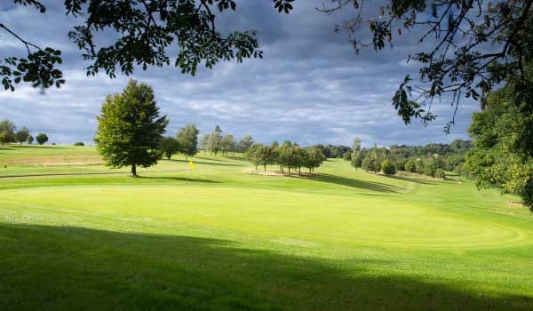Wycombe Heights GC