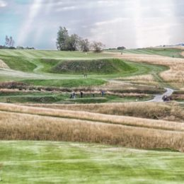 Royston Junior Open run by the British Junior Golf Tour